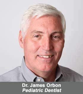 Dr. James Orbon, Pediatric Dentist